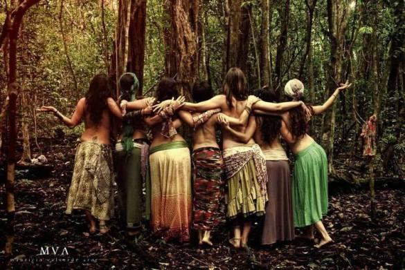 green-goddess-circle