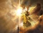Soy Mikaël, Príncipe y Regente de las Milicias Celestes. Vengo, por mi presencia, a afirmar mi llegada en vuestro cielo, de modo formal y material, a fin de liberar lo que debe ser liberado en este escenario final de la Tierra, mostrando a vuestros ojos y a vuestra conciencia la victoria de la Luz, cualesquiera que sean las circunstancias de estemundo.