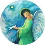 LA CURACIÓN DE LA LUZ.-Yo soy Rafael, arcángel cuidadores y la curación. Mi rayo verde trae la luz e inunda sus células el aliento de vida. Se le lleva a lacuración.