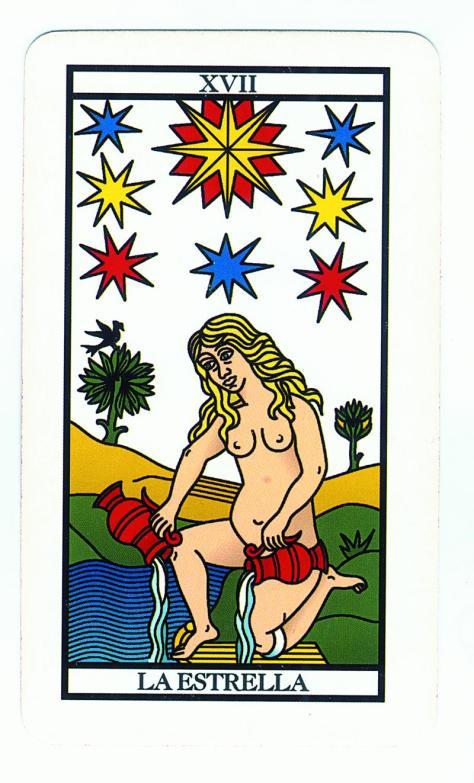 tarot-estrella